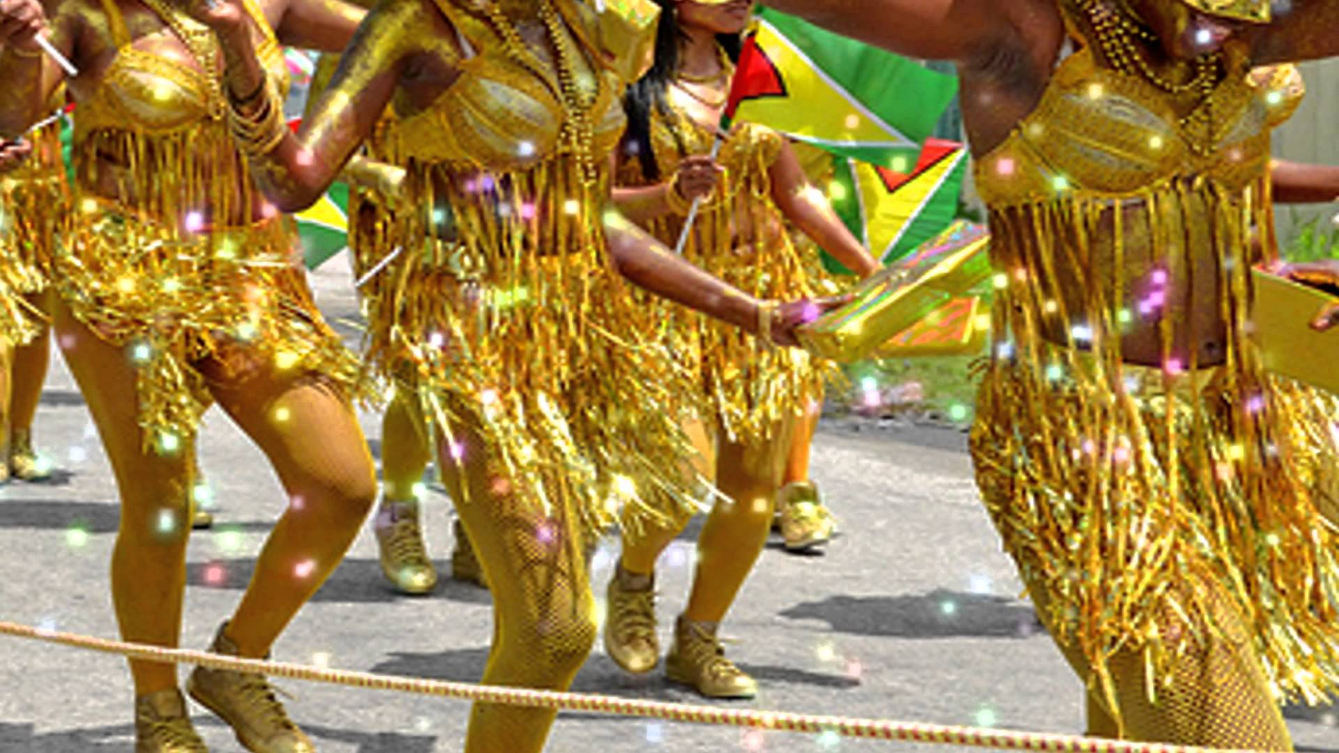 Fly to Guyana for Mashramani