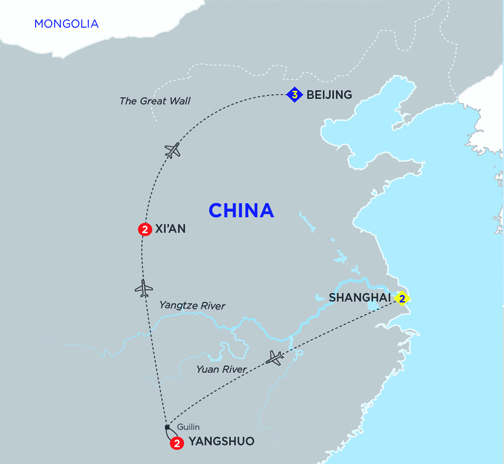 Wonders Of China 2019 Travelspan