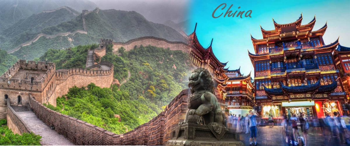 Image result for CHINA tour banner